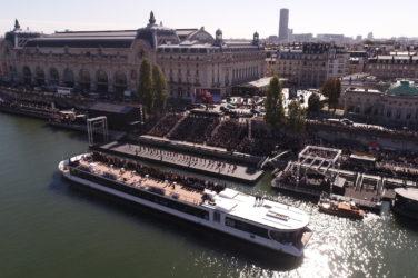 Défilé Loreal Seine