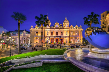 Place du Casino Monte-Carlo