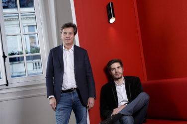 Cyril Giorgini et Pascal Perrinelle TRO Paris