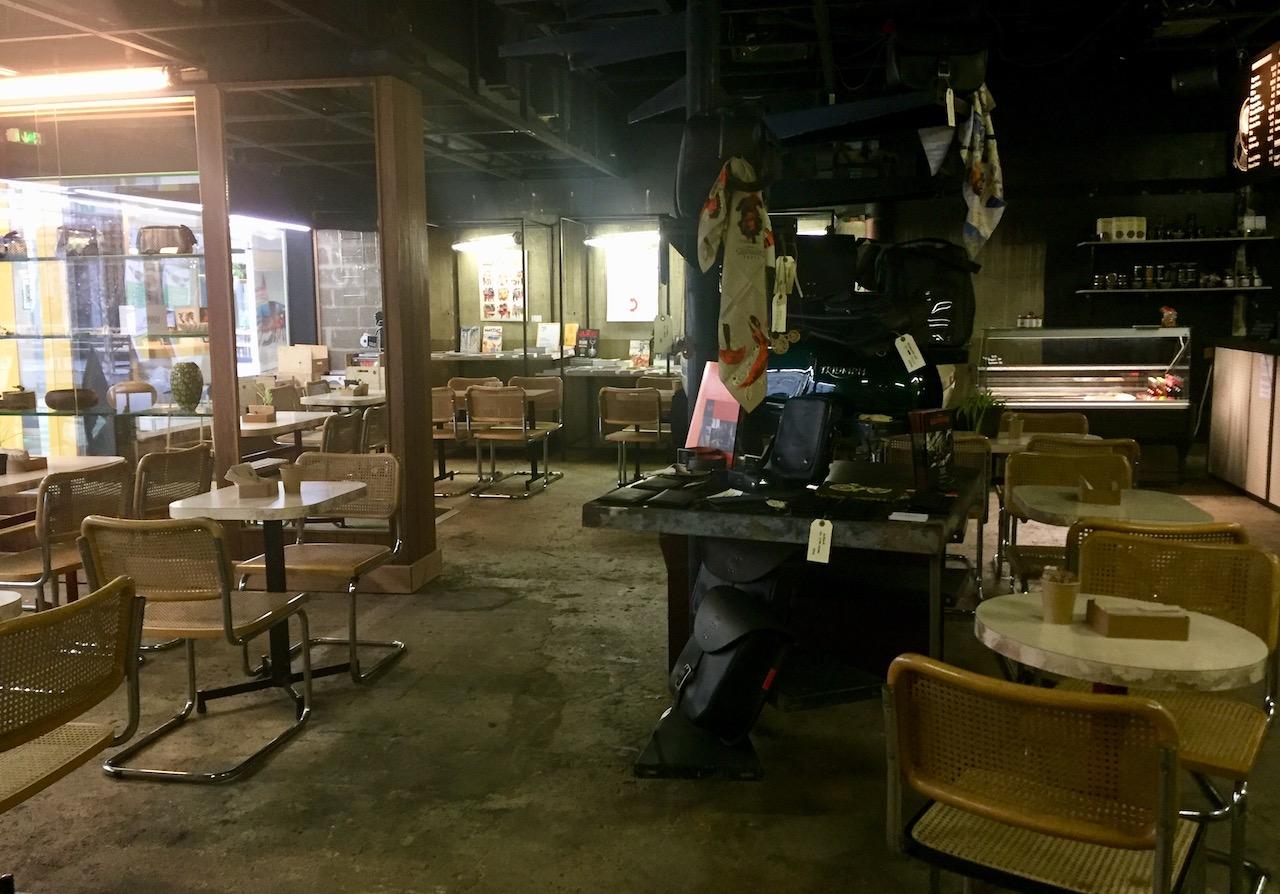 Ground Control Café