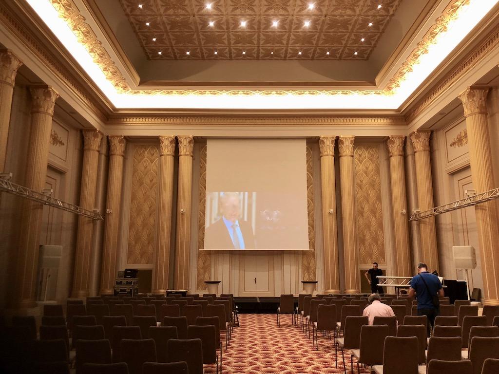 Salle des Arts One Monte-Carlo