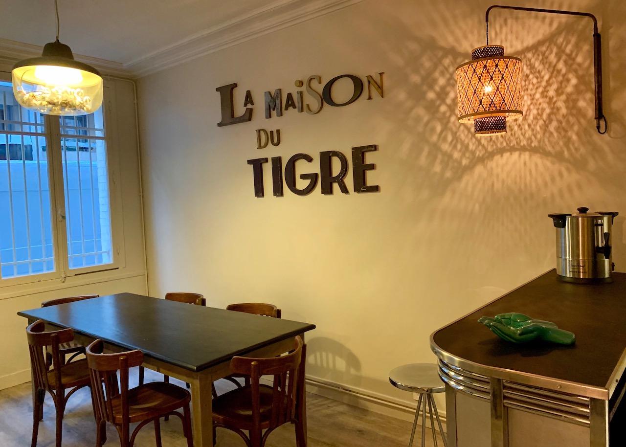 Maison du Tigre
